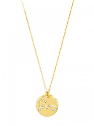 Pavé Zodiac Constellation Pendant $36 thestylecure.com
