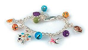 Charm & Chain Viva Beads® Festival Charm Chain Bracelet