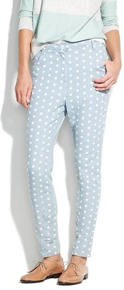 Madewell Something else by natalie wood dotty pants