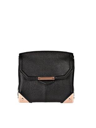 Alexander Wang Marion Small Sling Bag In Black