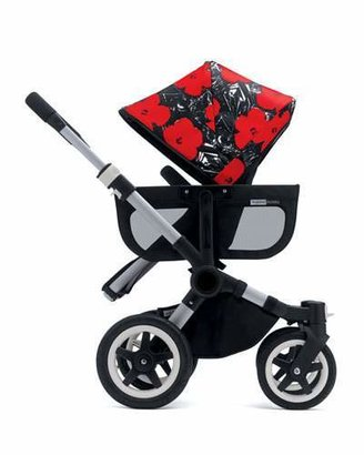 Bugaboo Andy Warhol Donkey Flowers Sun Canopy $149 thestylecure.com