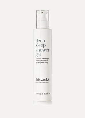 This Works Deep Sleep Shower Gel, 250ml