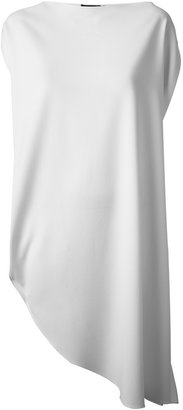 Calvin Klein Collection asymmetric dress