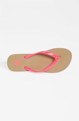 Tory Burch Striped Sole Thong Sandal