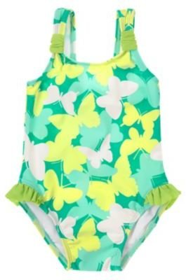 Crazy 8 Butterfly One-Piece Swimsuit