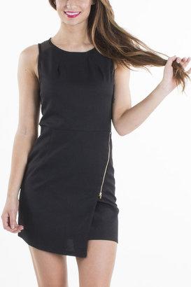 Standard Issue Sheer Shoulder Side Zip