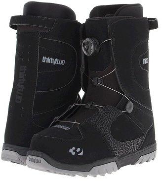 thirtytwo STW Boa (Black) - Footwear