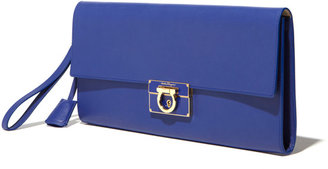 Salvatore Ferragamo Large Clutch