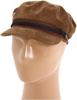 Brixton Fiddler (Brown Corduroy 2) - Hats