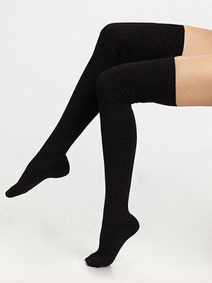 Falke Glamour Sparkle Over-The-Knee Socks