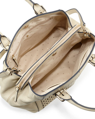 Kate Spade Mercer Isle Sloan Satchel Bag, Ostrich Egg