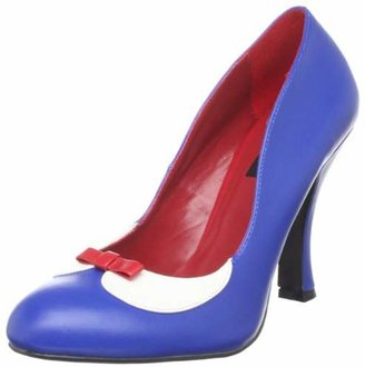 Pleaser USA Women's Smitten-05/NBW Spectator Pump