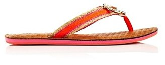 Juicy Couture Fay Palm Tree Sandal