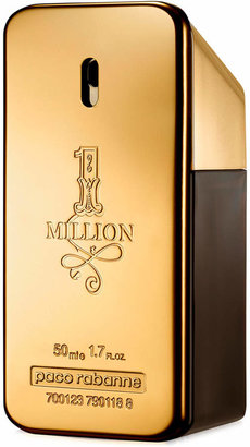 Paco Rabanne Men 1 Million Eau de Toilette Spray, 1.7 oz.