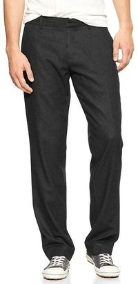 Gap The tailored tweed pant (straight fit)