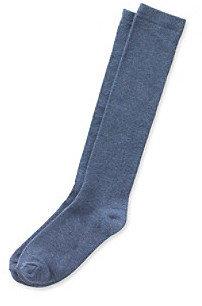 Relativity Denim Knee High Socks