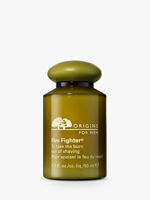 Origins Fire Fighter To Take The Burn Out Of Shaving, 50ml