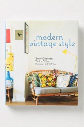 Anthropologie Modern Vintage Style