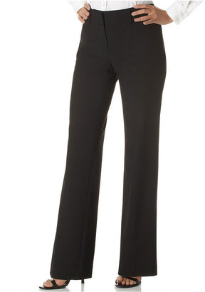 MICHAEL Michael Kors Pants, Gramercy Two Pocket Stretch Straight Leg
