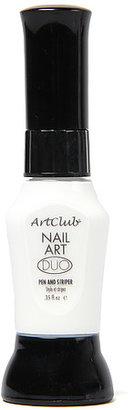 Art Club The Nail Art Duo Pen in Black