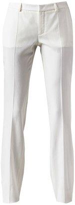 Saint Laurent wool skinny trouser
