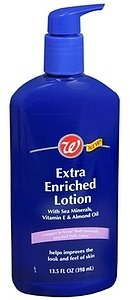 Walgreens Extra Enriched Lotion