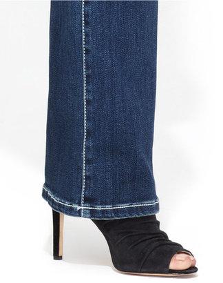 INC International Concepts Plus Size Bootcut Jeans, Light Wash