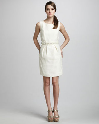 2 B Rych Embellished Dress