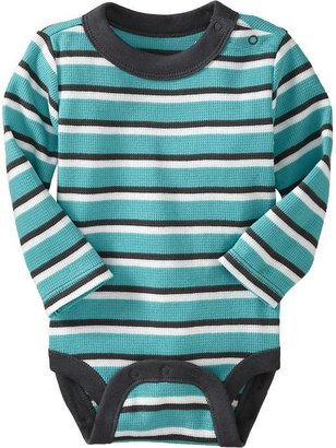 Old Navy Waffle-Knit Bodysuits for Baby