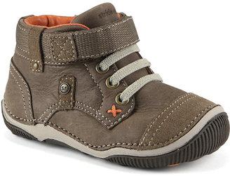 Stride Rite Baby Shoes, Baby Boys SRT Garett Booties