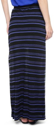Blue Ridge Stripe Skirt