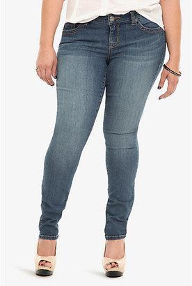 Torrid Denim - Light Wash Skinny Jeans (Extra Short)