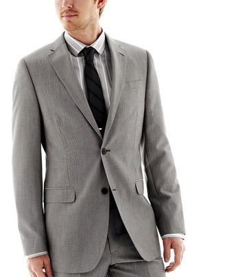 Jf J.Ferrar JF End on End Suit Jacket - Slim Fit