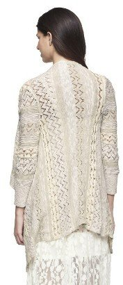 Junior's Romantic Cardigan Sweater
