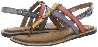 Clarks Billie Swing (Dark Grey) - Footwear