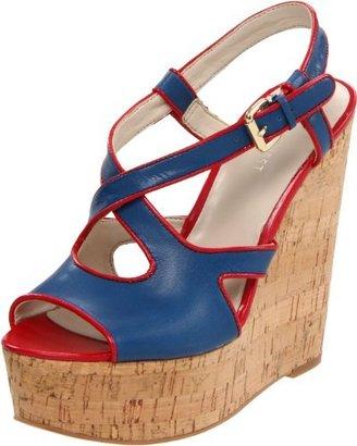 Nine West Women's Boushie Wedge Sandal