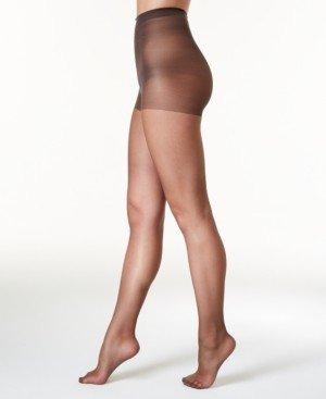 Hanes Women's Silk Reflections Control Top Reinforced Toe Pantyhose Sheers 718