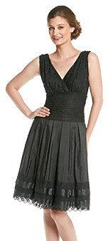 SL Fashions S.L. Fashions Lace Party Dress