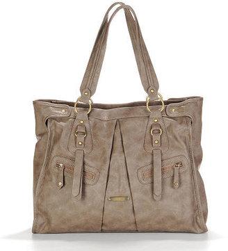 Timi & Leslie Dawn Convertible Diaper Bag - Taupe