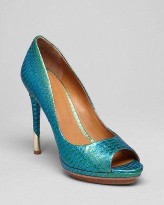Rachel Roy Peep Toe Platform Pumps - Penelopey High Heel