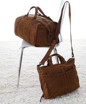 "Andrew Marc New York Bedford"" Satchel Bag & Duffel"
