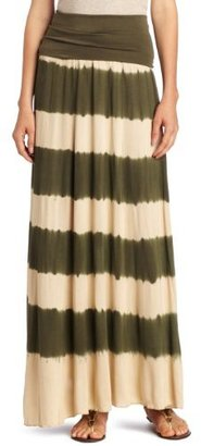 Willow & Clay Women's Tie-Dye Maxi Skirt