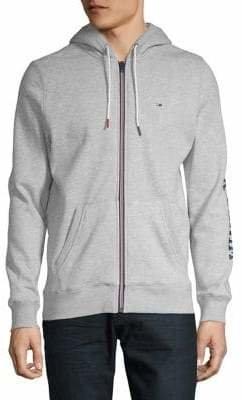 Tommy Hilfiger Dash Logo Full-Zip Hoodie