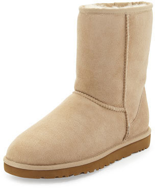UGG Short Boot, Sand