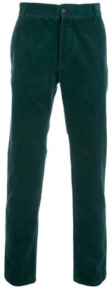 Band Of Outsiders Straight trouser