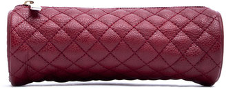 MANGO Quilted toilet bag