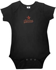 Motherhood Houston Astros Baby Bodysuit - 6-12 Months