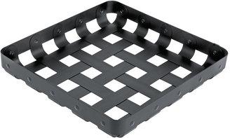 Alessi Criss Cross Basket - Black