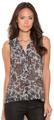 GUESS Annabelle Sleeveless Lace Top