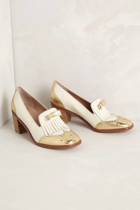 Anthropologie Reese Brogues